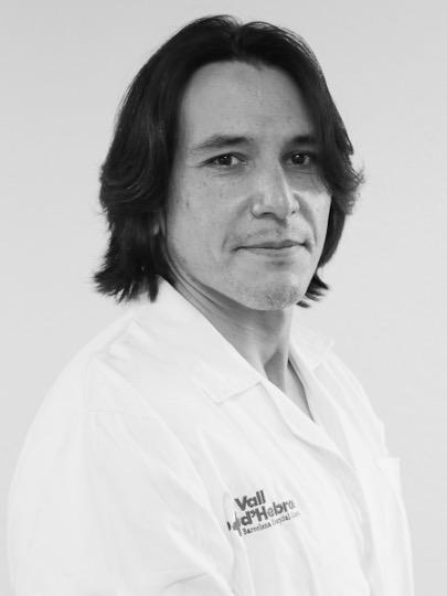 Marcos Perez Vall Hebron